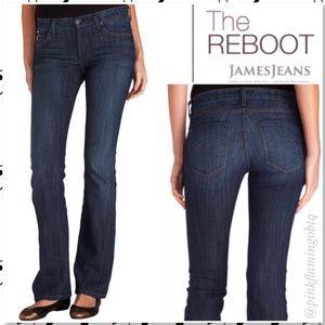 James Jeans Reboot Slim Bootcut Mediterranean